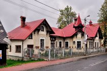 Oryginalny dom z Milówki