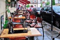 Oryginalny wystrój kawiarni na Kazimierzu