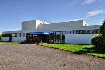 Ośrodek kulturalny w Arnes