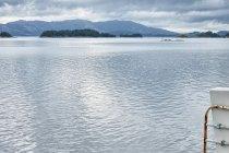 Ostatnie spojrzenie na norweskie fiordy
