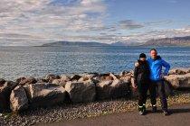 Ostatnie zdjęcie w Reykjaviku