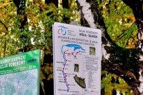 Oznaczenia Wiślanej Trasy Rowerowej