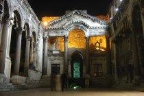 Pałac Dioklecjana, Split. Fot. Adam Baker