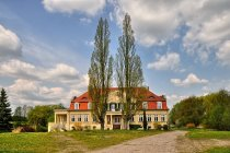 Pałac w Streckenthin