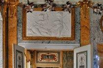 Pałacowe korytarze - Rheinsberg