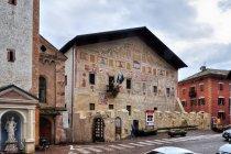 Palazzo della Magnifica Comunita w Cavalese
