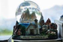 Pamiątka z Passo di Falzarego