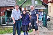 Pan Kazik z siostrą i Olą