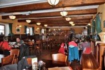 Pansky Dum w Jizerce, restauracja