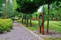 Park Pokoleń Mistrzów Sportu w Spale