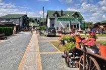Pensjonat i restauracja w Kopaczach Wielkich