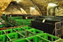 Piwnice pełne morawskiego wina