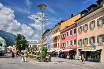 Plac miejski w Lienzu