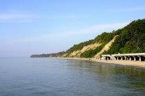 Plaża w Swietłogorsku. Fot. Vladimir Sedach