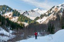 Po Alpach na biegówkach