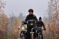 Po szlakach Kaszubskiej Marszruty na rowerach