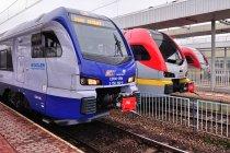 Pociągi Flirt - Intercity i Łódzkiej Kolei Aglomeracyjnej