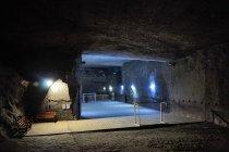 Podziemne boiska w Kaczyce