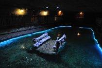 Podziemny zbiornik solanki