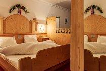 Pokój w hotelu Sonneck w Kössen