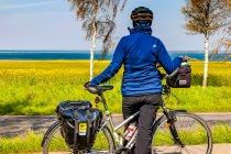 Północne Niemcy - Bałtyk, rzepak i rowery