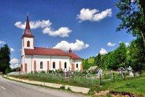 Polski kościół w Pojanie Mikuli