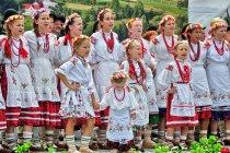 Polski zespół podczas święta Nowego Sołońca