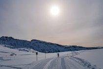 Południowy Tyrol na nartach biegowych
