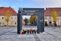 Pomnik 700-lecia Drezdenka