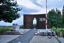 Pomnik Bohaterów Września 1939 w Biskupicach Radłowskich