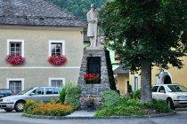 Pomnik ku czci żołnierzy I i II wojny światowej