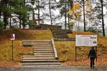 Pomnik pamięci partyzantów Gryfa Pomorskiego