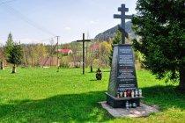 Pomnik pamięci wysiedlonych mieszkańców Binczarowej