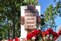 Pomnik w Szpęgawsku