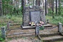Pomnik z II wojny światowej w Gródku