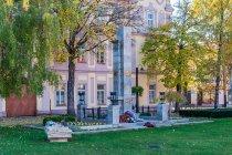 Pomnik żołnierzy radzieckich w Liptowskim Mikułaszu