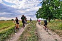 Popularne morawskie drogi rowerowe