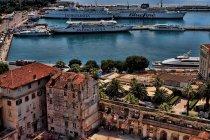 Port w Splicie. Fot. Mario Fajt