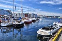 Portowe dzielnice Bergen