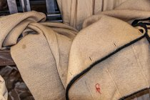 Proces produkcji filcu wełnianego