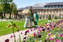 Przebierańcy w Bayreuth