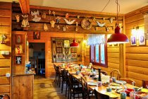 Przed wspólną kolacją w Domu na Łąkach