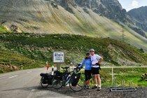 Przełęcz Albula zdobyta