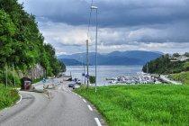Przeprawa promowa w Hattvik