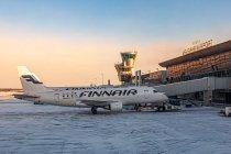 Przesiadka na lotnisku w Helsinkach