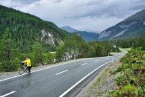 Przez Szwajcarski Park Narodowy