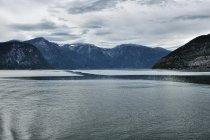 Przywitanie z Sognefjordem