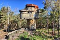 Punkt kierowania ogniem 27. Baterii Artylerii Stałej