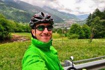 Radocha przed wjazdem do Val di Sole