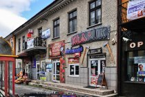 Reklamowy koszmar w Czarnym Dunajcu
